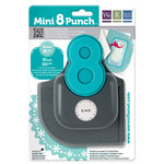 We R Memory Keepers - Mini 8 Punch - Border and Corner Punch - Snowflake