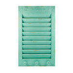 We R Memory Keepers - Shutter Memo Holder - Aqua