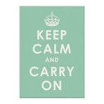 We R Memory Keepers - Art Board - Keep Calm Carry On, COMING SOON