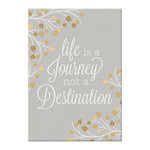 We R Memory Keepers - Art Board - Life is a Journey