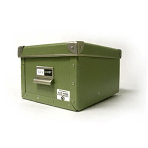 Memory Dock - Cargo Collection - Media Box - Sage, CLEARANCE