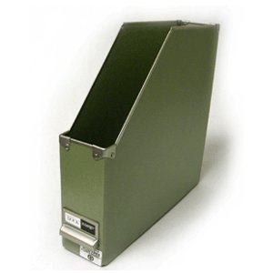 Memory Dock - Cargo Collection - Vertical Paper File - Sage