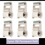 "Xyron ""X"" Refill Permanent Cartridge - 6 Pack Bargain Pack"