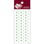 Zva Creative - Self-Adhesive Pearls - Dots - Lime