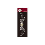 Zva Creative - Self-Adhesive Pearls - Wings of Love - White