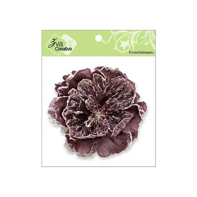 Zva Creative - Flower Embellishments - Key West Keepsakes - Dusky Rose