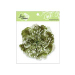 Zva Creative - Flower Embellishments - Key West Keepsakes - Olive