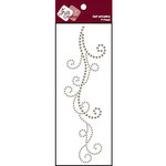 Zva Creative - Self-Adhesive Pearls - Wedded Bliss - Taupe, CLEARANCE