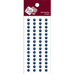 Zva Creative - Self-Adhesive Pearls - Basic Lines - .5 cm - Tahitian, CLEARANCE
