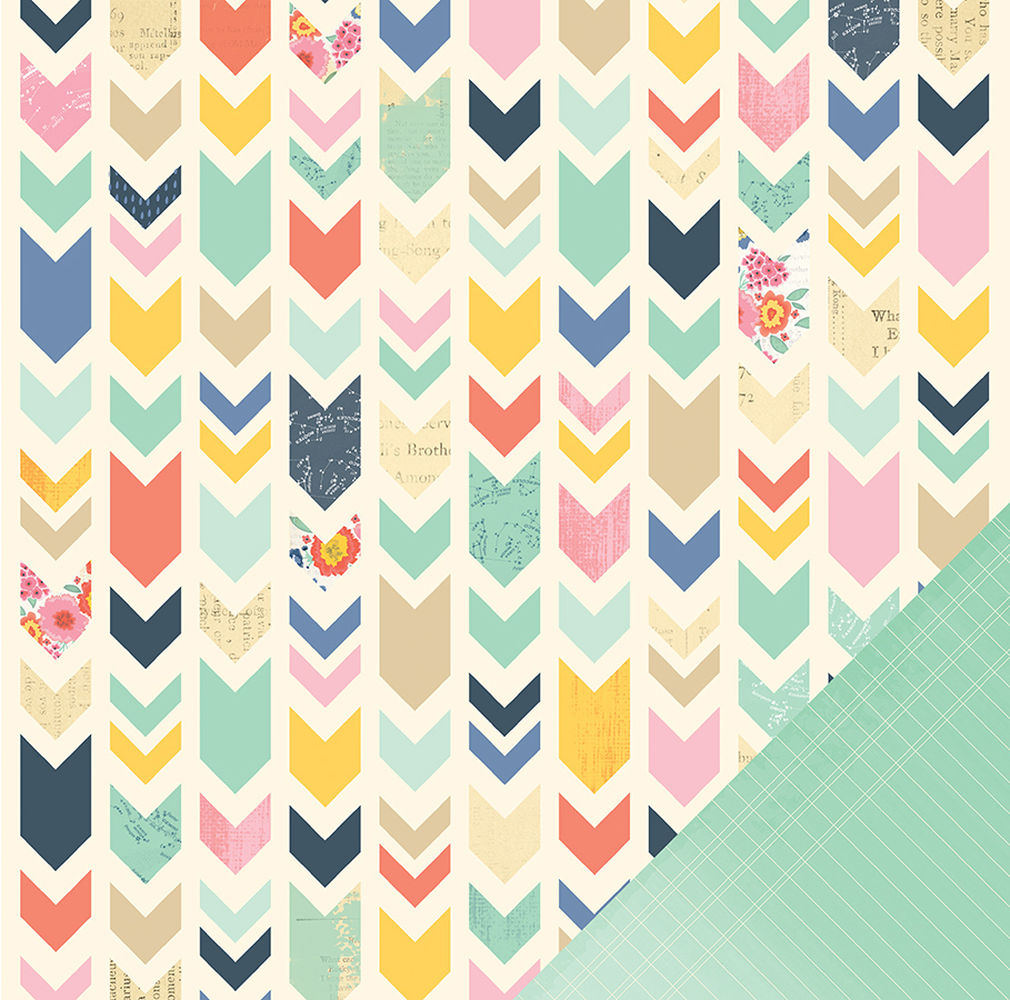 American Crafts Dear Lizzy Patterned Paper