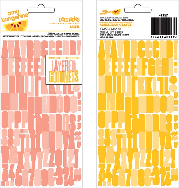 american crafts   amy tangerine collection   ready set go   remarks