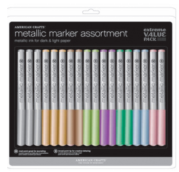 Sbc ac for American crafts metallic marker
