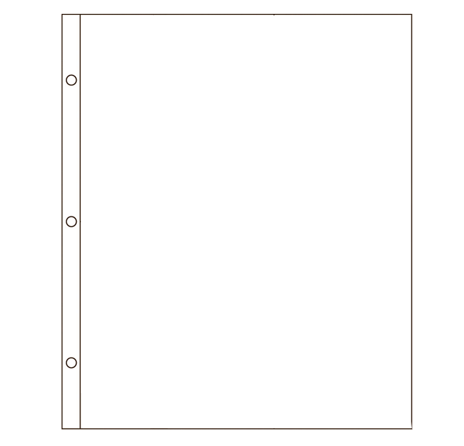 American crafts 8 5 x 11 page protectors for American crafts page protectors 8x8
