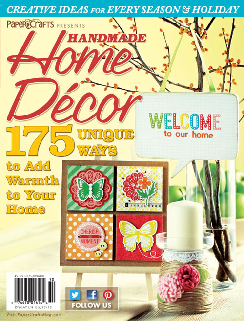Paper crafts handmade home decor Home decor crafts with paper