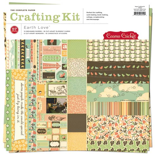 Cosmo Cricket Crafting Kit