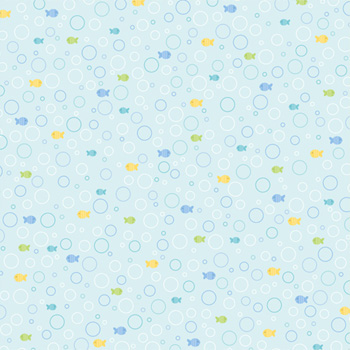 Doodlebug Design Baby Boy Collection 12x12 Paper Baby Boy Bubbles
