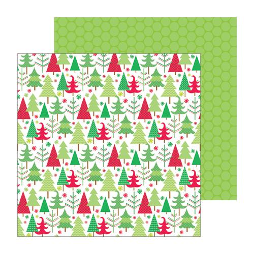 Christmas Paper Design Doodlebug design - north pole