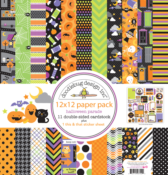 Free Printable Halloween Paper