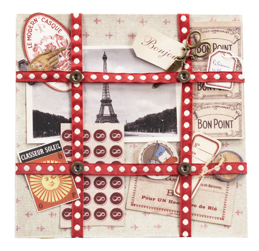 Ek success jolee 39 s boutique french general collection - Scrapbooking paris boutique ...