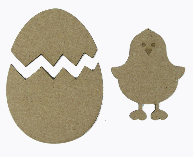 Chipboard Shapes Ideas ~ Grapevine designs and studio chipboard shapes chick in