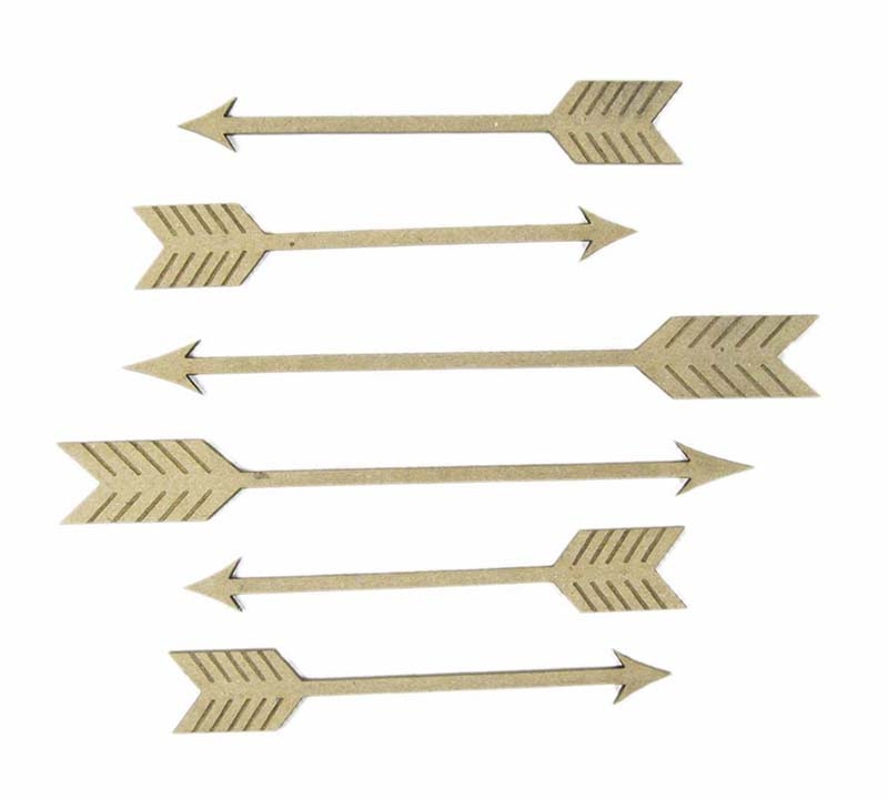 Chipboard Shapes Ideas ~ Grapevine designs and studio chipboard shapes arrows