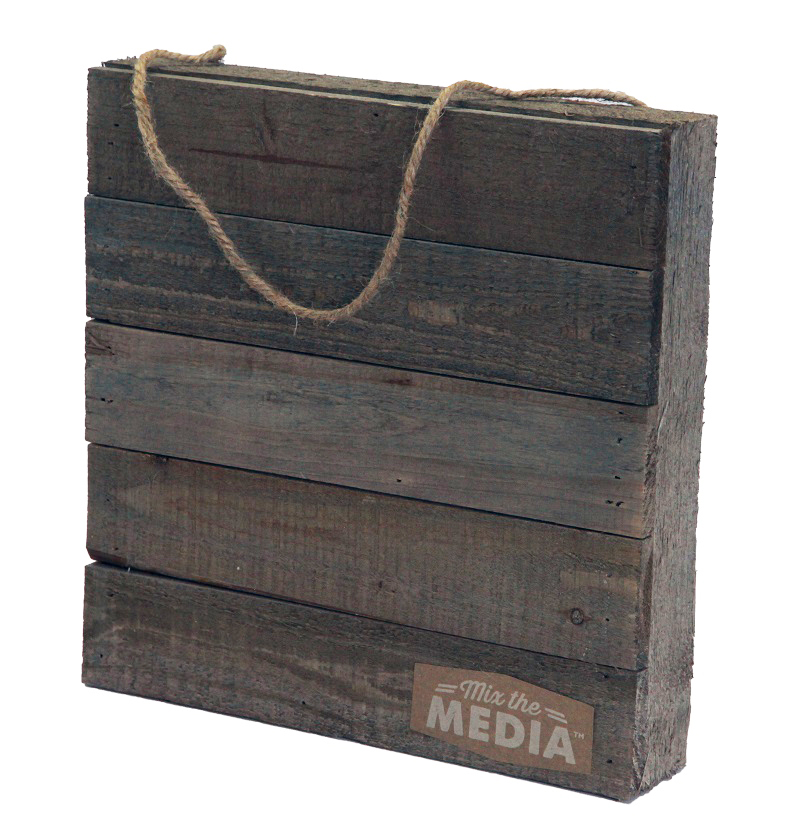 Jillibean Soup Mix The Media Collection 10 X 10 Wood Plank