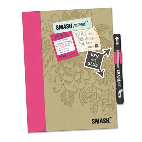 BRAND NEW K & Company Smash WEDDING Style Folio Scrapbook ... |Smash Folio Journal Kit