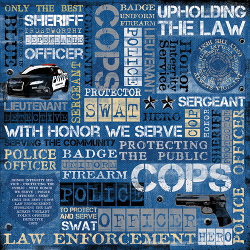 Law enforcement essays