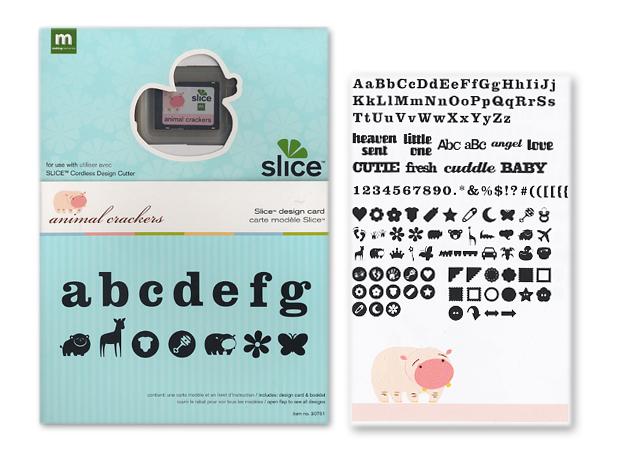 slice scrapbook machine