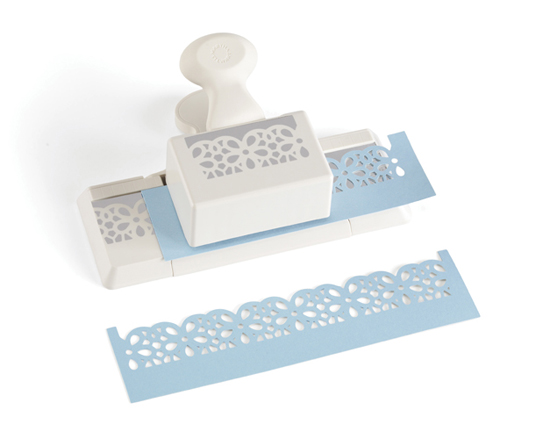 Martha stewart crafts deep edge punch daisy lace - Martha stewart manualidades ...