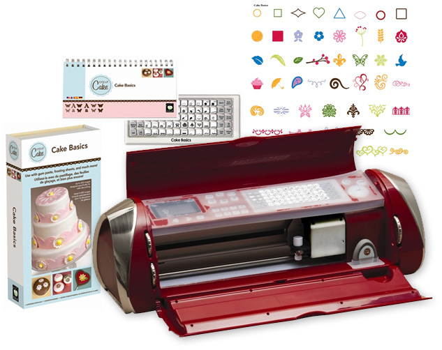 Cake Decorating Cutting Machines