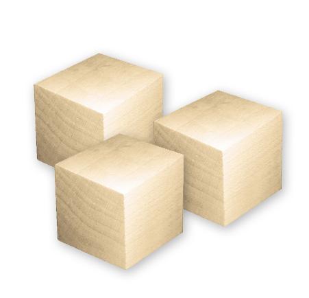 wood craft blocks