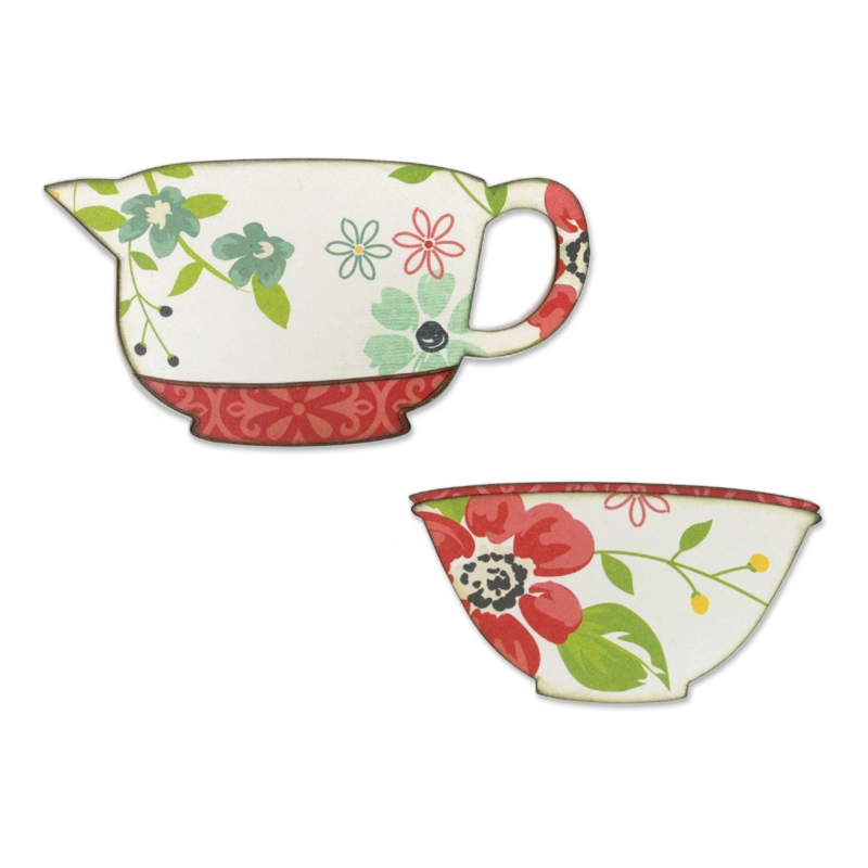 Vintage Kitchen Bowls: Vintage Kitchen Collection